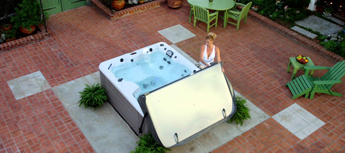 Hot Tub Dimensions Family Image